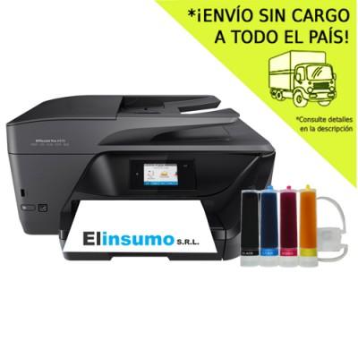 Impresora EPSON sistema continuo