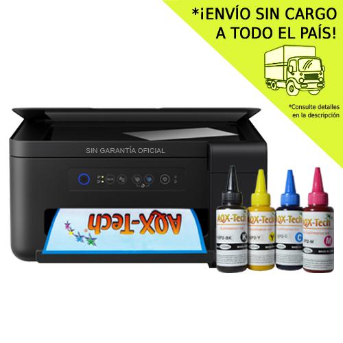 Impresora Sublimacion Multifuncion Epson L4150 Wifi Sist