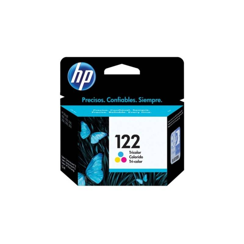 Cartucho HP Original 122 color