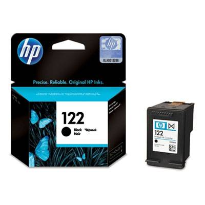 Cartucho HP Original 122 negro
