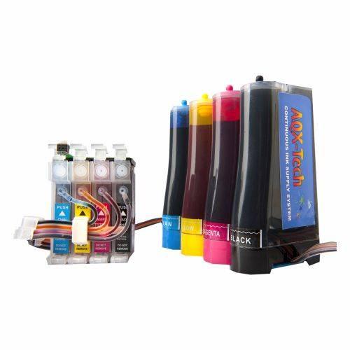 Sistema Continuo P/  EPSON T25  Tx125  Tx135 Con Tintas