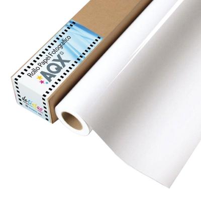 Papel Rollo Glossy Doble Faz R34 230grs 0,61x30m
