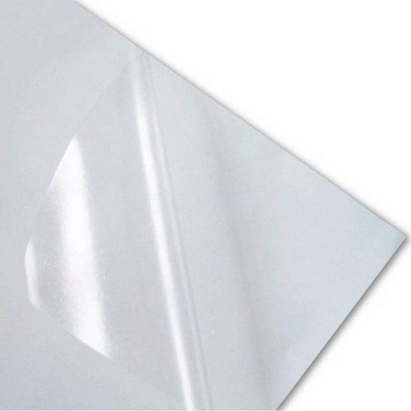 Papel Transparencia Decal Transfer Al Agua Inkjet x 10 hojas AQX