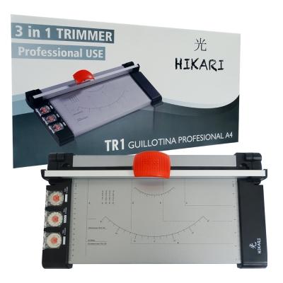 Guillotina Hikari Premium TR1 3 en 1