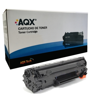 Toner Laser HP 2612 Alternativo AQX Para 1010 1015 1018 1020 1022 12a