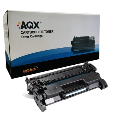 Toner Laser HP 258a Alternativo AQX-TECH - NO INCLUYE CHIP
