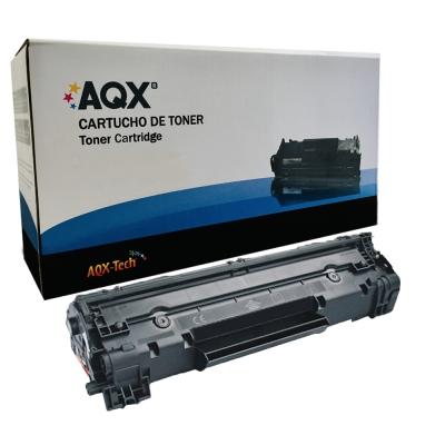 Toner Laser HP 283 Alternativo AQX Para Pro M125 M127 M201 M225 83