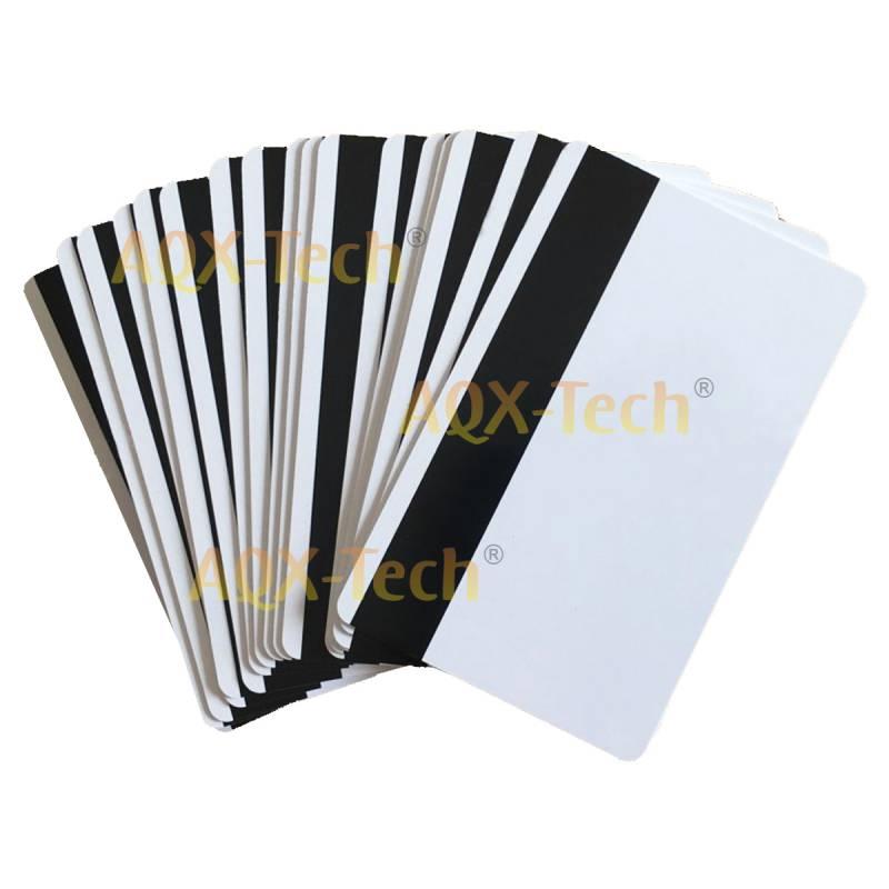 Tarjeta PVC Inkjet Glossy Brillante Magnetica AQX TI-4