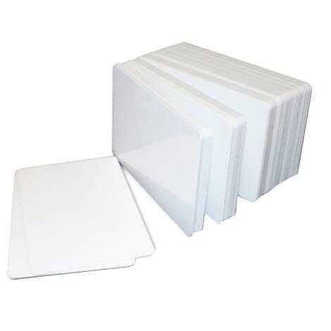 Tarjeta PVC Sublimable Glossy Brillante AQX TS-1