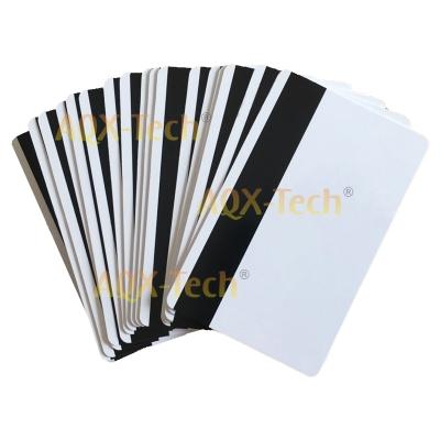 Tarjeta PVC CR80 Magnetica para Zebra AQX TZ-2