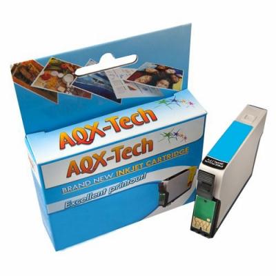 Cartucho Alternativo AQX T822 Cyan para Epson t50 r270 290