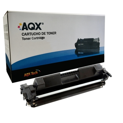 TONER LASER HP 217 ALTERNATIVO AQX-TECH - INCLUYE CHIP