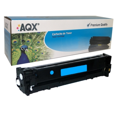 Toner Laser HP Color 311 Cyan Alternativo AQX Para 1025 M176 177 275