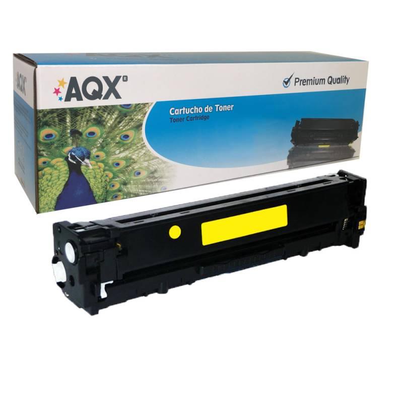 Toner Laser HP Color 312 Amarillo Alternativo AQX Para 1025 M176 177 275