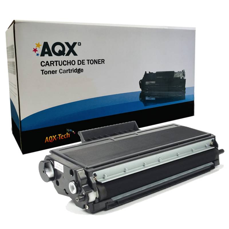 Toner Laser TN 580 Para Brother MFC 8460 8660 8860 8870DW DCP 8060 8065 Hl 5280 Alternativo AQX-Tech