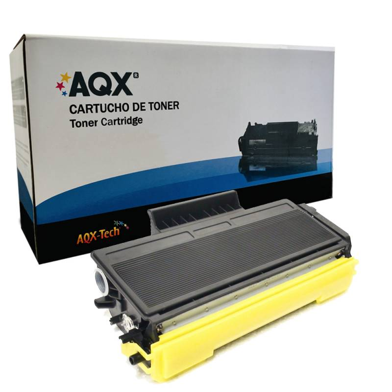 Toner Laser TN 650 Para Brother Hl 5340 5370 5350 MFC 8480 8690 8680 8890 8070 8085 Alternativo AQX-Tech