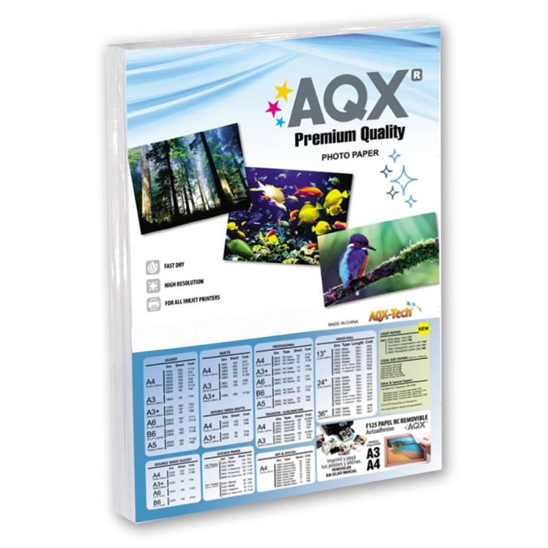 Papel de sublimacion A3+ 100grs por 100 Hojas AQX SUB04