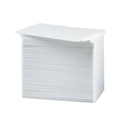 BLISTER Tarjeta PVC Sublimacion Glossy TS-1 (250unid)