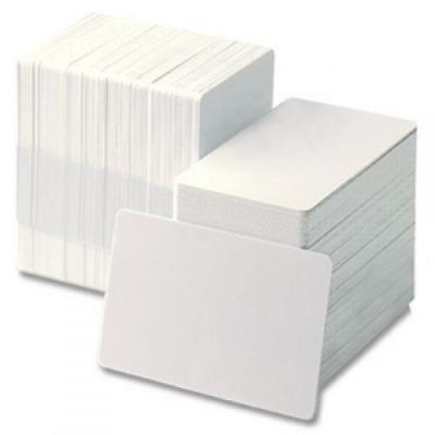 BLISTER Tarjeta PVC CR80 Para Equipos Termales TZ-1 (250 tarjetas)
