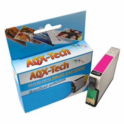 Cartucho Alternativo AQX T1963 Magenta para Epson xp211 401 201 411