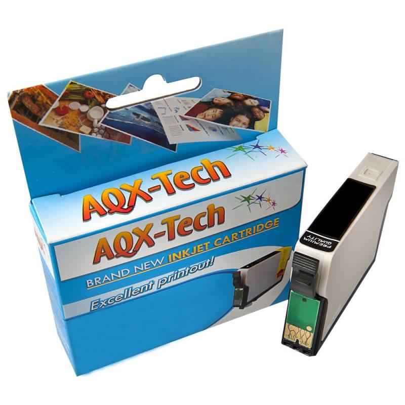 Cartucho AQX P/ Eps T2061 Negro para XP2101