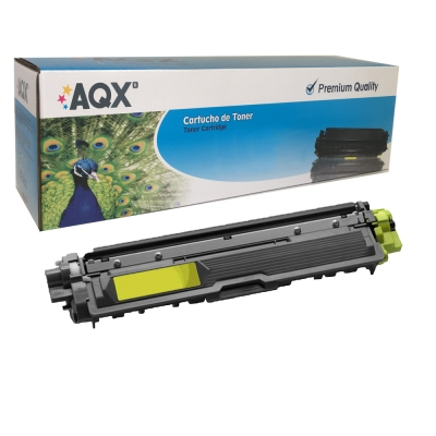 Toner Laser Brother Tn221 Amarillo Alternativo AQX-TECH