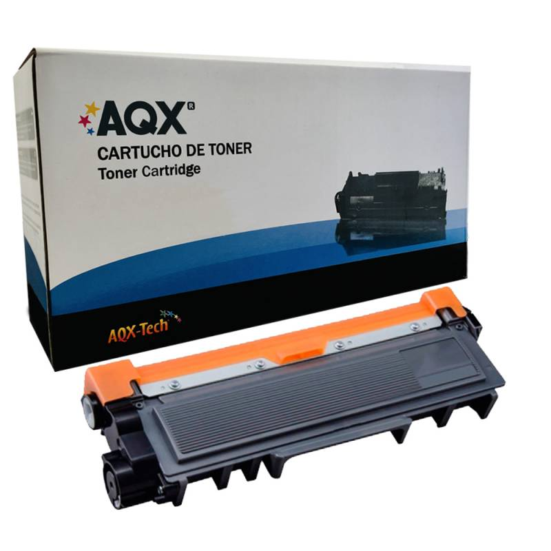 Toner Laser TN 2360 Para Brother Hl L2300 2320 2340 2360 2365 2520 2540 2560 AQX-Tech