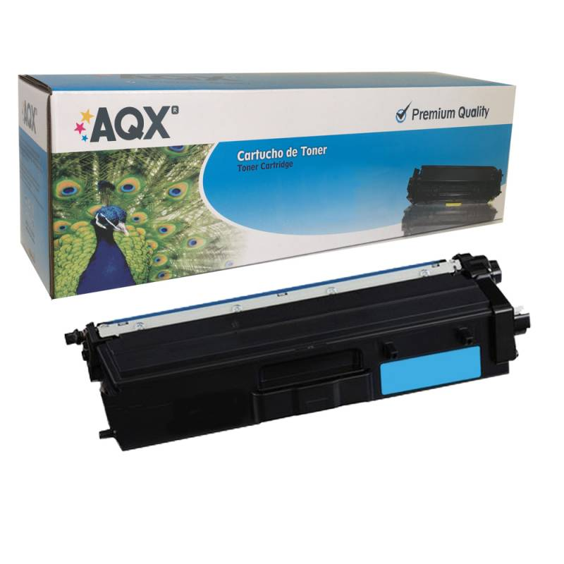 TONER LASER TN419 426 CYAN PARA BROTHER 8360 ALTERNATIVO AQX-TECH