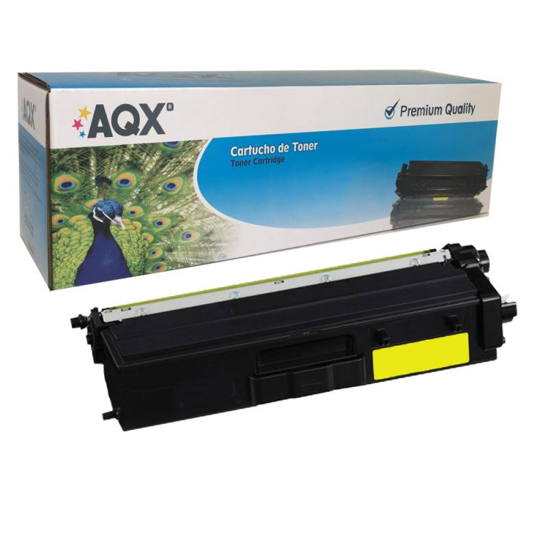 TONER LASER TN419 426 AMARILLO PARA BROTHER 8360 ALTERNATIVO AQX-TECH