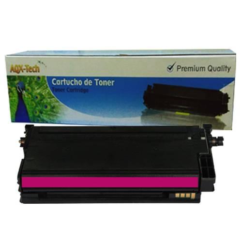 Cartucho Toner AQX P/ Samsung 508 Magenta Clp 615 620 670