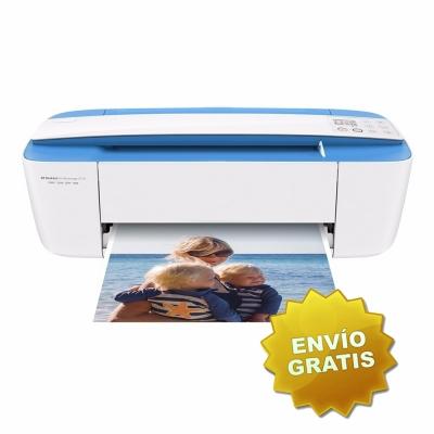 Impresora Hp Deskjet Ink Advantage Multifuncion 3775 Wifi
