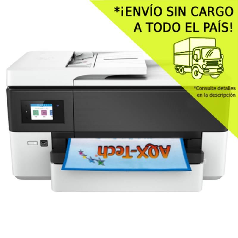 Impresora Multifuncion A3 HP 7720 Wifi Duplex Fax