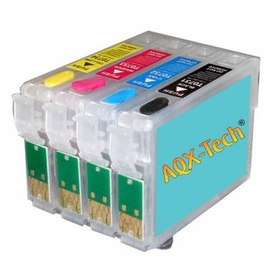 Cartuchos Recargables AQX Para Epson TX320 /420 / TX235 / TX430
