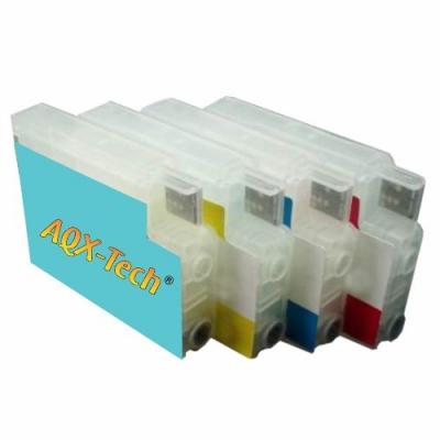 Cartuchos Recargables AQX Para HP 7510