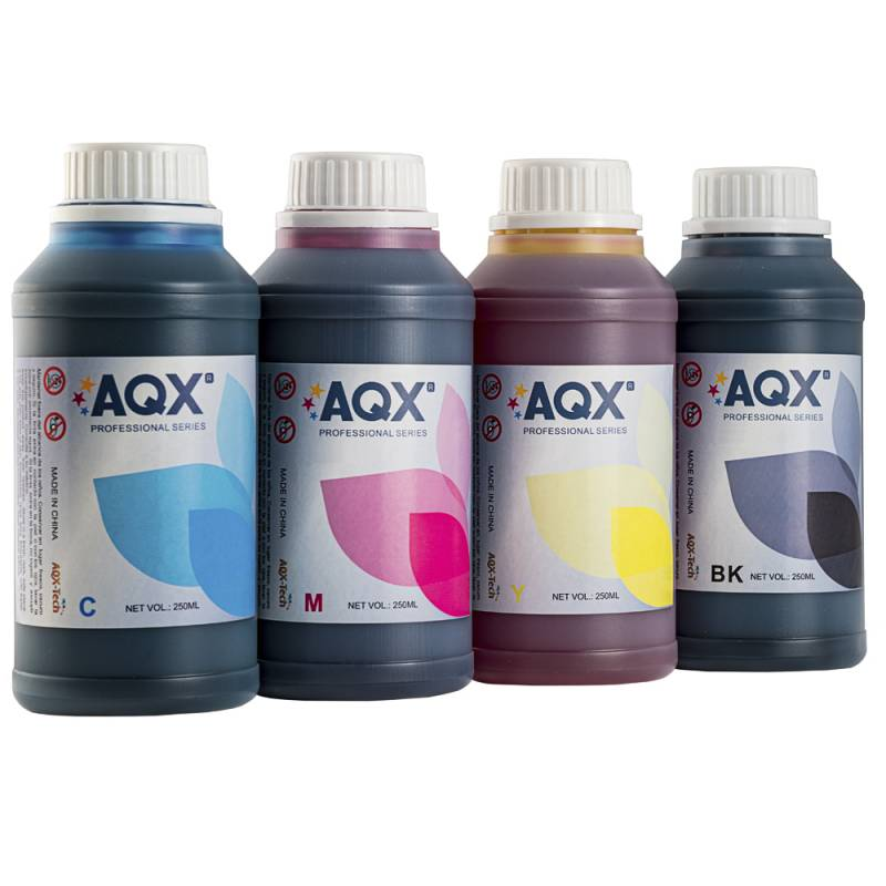 Combo Tinta Para Brother T510 T310 T500 AQX 1000ml (250ml X 4) Cod. B