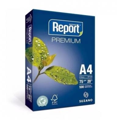 Resma Report A4 75grs