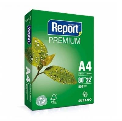 Resma Report A4 80grs