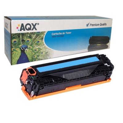 Toner Laser HP Color 541 / 321 Cian Alternativo AQX-TECH