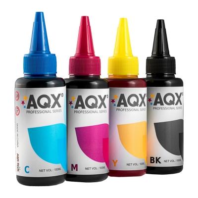 Combo Tinta Fotografica AQX-TECH Para Epson (4 x 100ML)