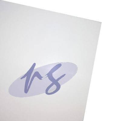 Placa sublimable de Aluminio 0,5mm blanca 10x30cm PRINTGATE