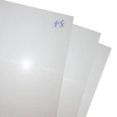 Placa sublimable de Aluminio 0,5mm blanca 15x40cm PRINTGATE