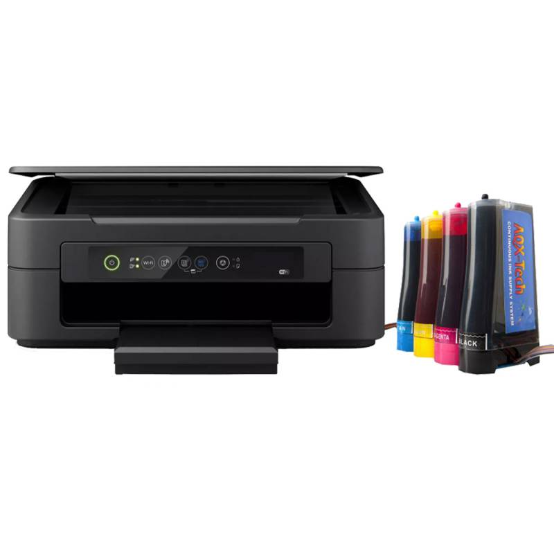 Impresora Multifuncion Epson XP 2101 + Sistema Continuo AQX