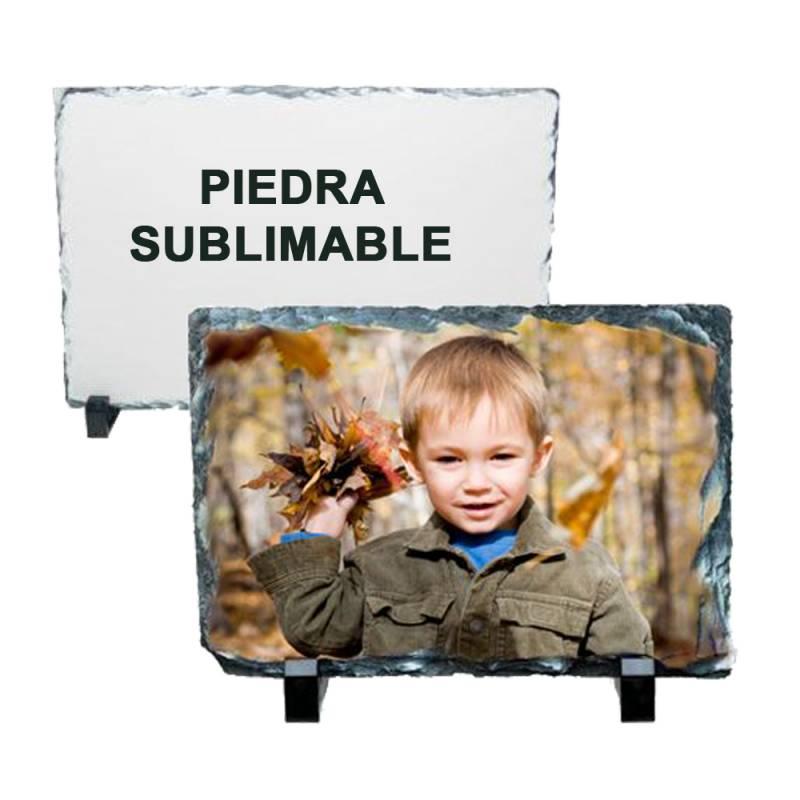 Portaretrato de Piedra Sublimable 9 x 14 cm