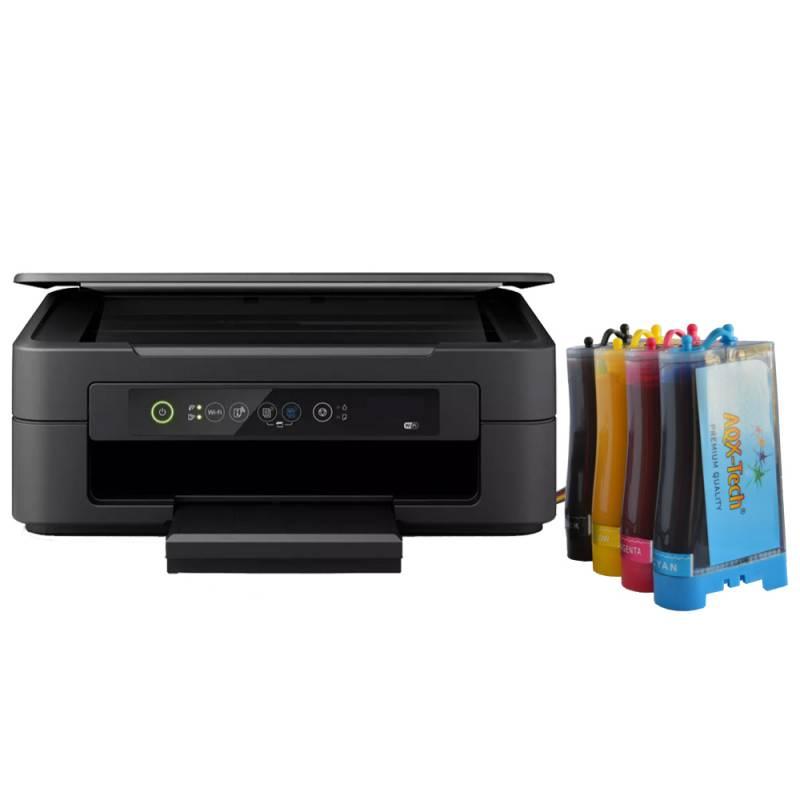 Impresora Multifuncion Epson XP 2101 + Sistema Continuo de SUBLIMACION Aqx