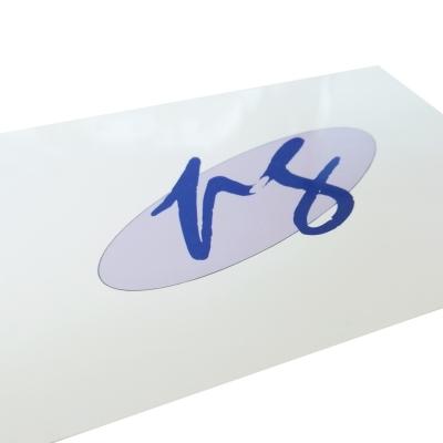 Combo x10 Placas sublimables de Aluminio 0,5mm blancas 10x40cm PRINTGATE