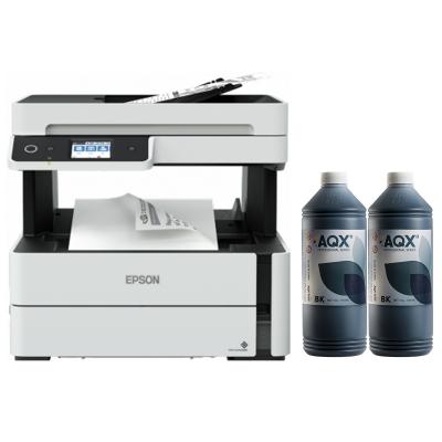 Impresora Epson M3170 ECOTANK + 2 Litros TINTA AQX-Tech
