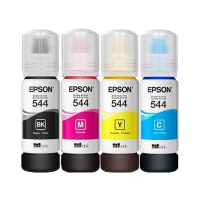 Combo Tinta Original Epson T544 Por 4 Colores
