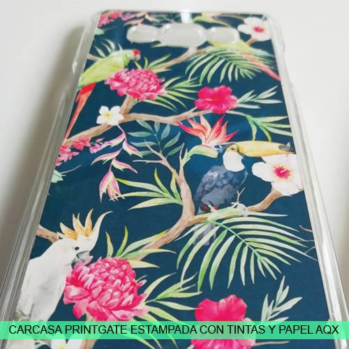Funda Carcasa Sublimable 2D Para MOTOROLA G5 S PLUS