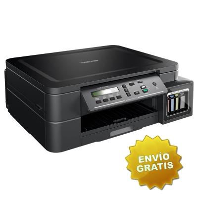 Impresora Multifuncion Brother Dcp-T510w Wifi Sistema Original
