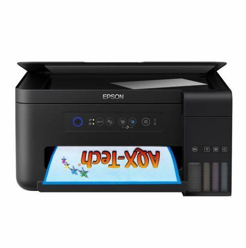 Impresora Multif Epson L4150 (incluye tintas originales)
